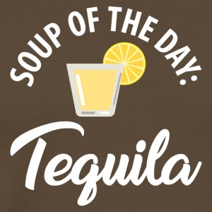 Soup of the day - Tequila - Men's Premium T-Shirt