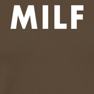 Milf, MILF Mom i like to - Men's Premium T-Shirt