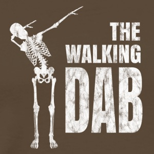 The Walking Dab Dabb badda Dabbin - Premium-T-shirt herr