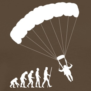 Evolution Paraglider - Men's Premium T-Shirt