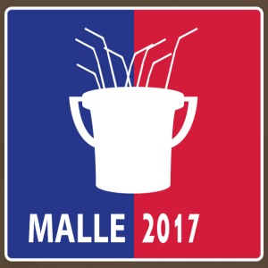 MALLE NBA 2 - Premium T-skjorte for menn