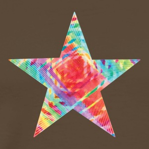 star couleur de david - T-shirt Premium Homme