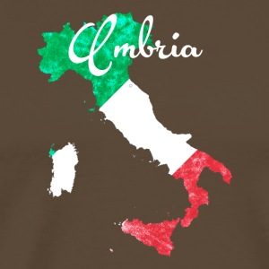 Umbria - Premium T-skjorte for menn
