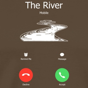 riveris calling - Männer Premium T-Shirt