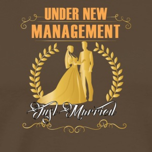 Newly wed - Men's Premium T-Shirt