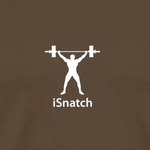 I Snatch - Men's Premium T-Shirt