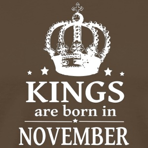 November King - Men's Premium T-Shirt