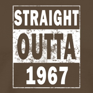1967 - Straight outta - Men's Premium T-Shirt