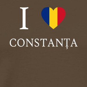 Love Romania CONSTANT A - Men's Premium T-Shirt