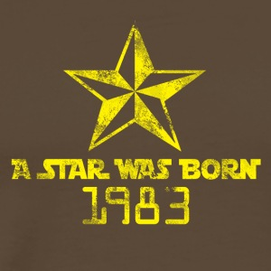 A star was born - Men's Premium T-Shirt