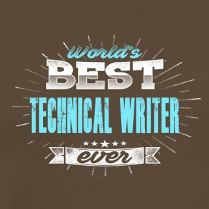 World's greatest technical draftsman - Men's Premium T-Shirt