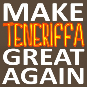 MAKE TENERIFE GREAT AGAIN - Men's Premium T-Shirt
