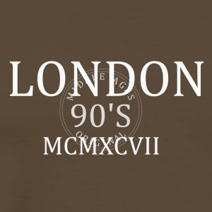 LONDON 1997 b1 - Mannen Premium T-shirt