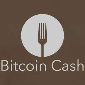 Bitcoin Cash - Men's Premium T-Shirt