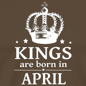 April King - Men's Premium T-Shirt