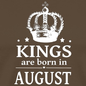 August King - Men's Premium T-Shirt