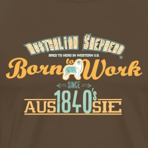 Aussie - Since 1840 - Men's Premium T-Shirt