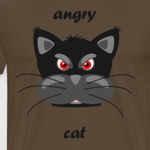 Mad cat - Men's Premium T-Shirt