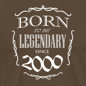 Born to be Legendary since 2000