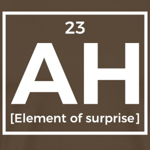 Element of surprise - periodic table