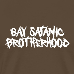 Gay Satanic Brotherhood T-Shirt