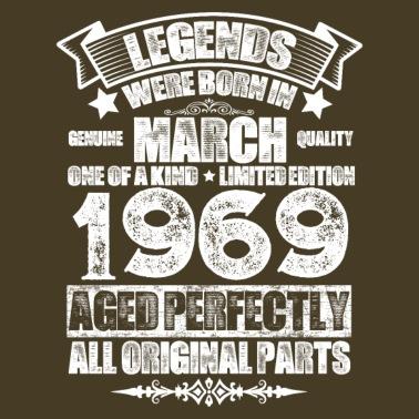 Iets Nieuws Gelukkige 50ste verjaardag Mannen premium T-shirt | Spreadshirt #CU91