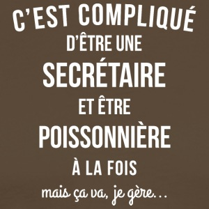 Secretaire Poissonniere humour