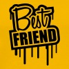 Best Friend Stempel Graffiti - Men's Premium T-Shirt