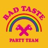 Bad Taste Party Team (Einhorn, Regenbogen, Cooper) - Männer Premium T-Shirt