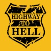 Highway to Hell - Männer Premium T-Shirt