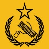 The keyboard and mouse Communist - Geek Flag - Men's Premium T-Shirt