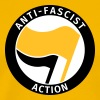 Anti-Fascist Action - Männer Premium T-Shirt