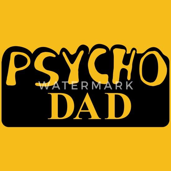 ee4e63924 Psycho Dad Al Bundy - Men's Premium T-Shirt. Back. Back. Design