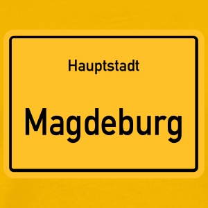 Magdeburg - T-shirt Premium Homme