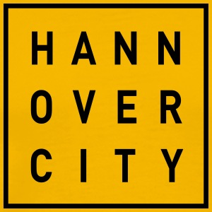 HANNOVER CITY - Premium T-skjorte for menn