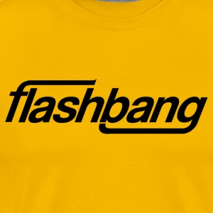 Flash Bang simple - Sans don - T-shirt Premium Homme