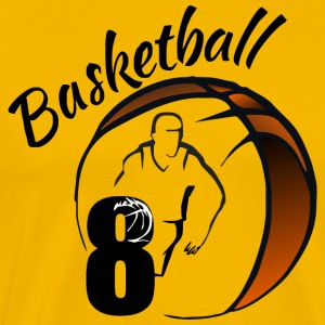 BASKETBALL - T-shirt Premium Homme