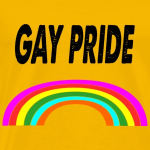 gay pride x - Men's Premium T-Shirt