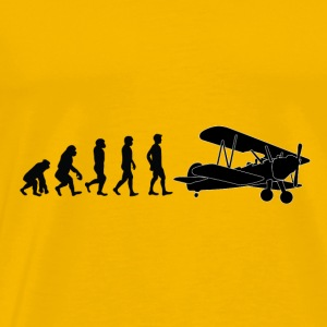Evolution Pilot - Men's Premium T-Shirt