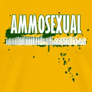 Ammosexual Multi-Caliber (white) - Men's Premium T-Shirt
