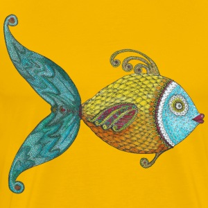 Annie's Fish - Men's Premium T-Shirt