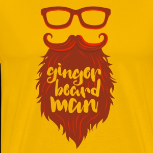 Ginger Beard Man