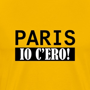 Paris Ik was er - Mannen Premium T-shirt