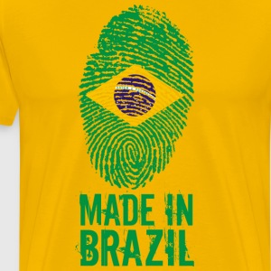 Made in Brazil / Made in Brazil Brasil - Men's Premium T-Shirt