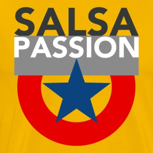 Salsa Passion - Dance Shirt - Mannen Premium T-shirt