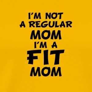 Fit Mom - Men's Premium T-Shirt