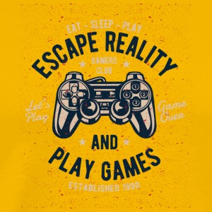 Escape Reality - Men's Premium T-Shirt