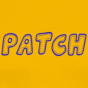 patch - Men's Premium T-Shirt