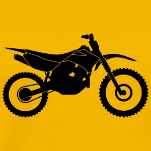 Motorcycle / Motocross - Men's Premium T-Shirt