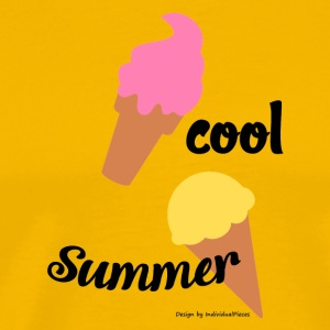 CoolSummer - Men's Premium T-Shirt